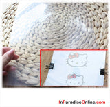 Reusable PET Hand Draw 3D Icing Transfer Pad