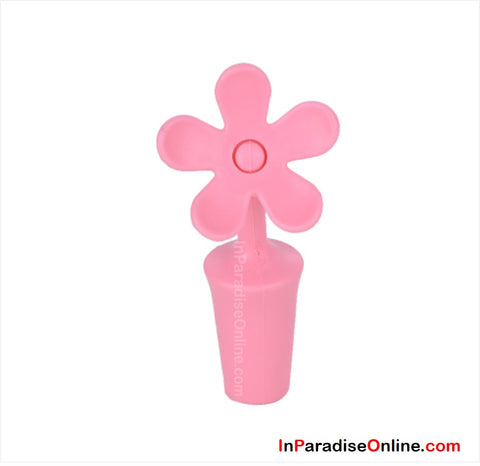 Sunflower Shape Silicone Wine Bottle Stopper