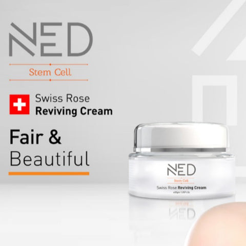 NED Swiss Rose Reviving Cream