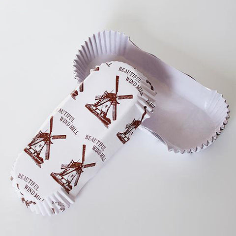 Windmill Cupcake Liners