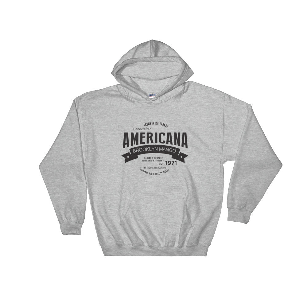 Americana...Hooded Sweatshirt