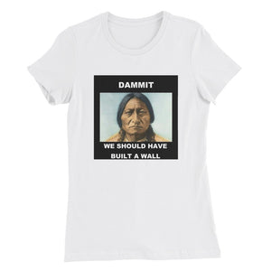 Dammit....Women's Slim Fit T-Shirt