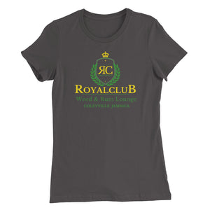 RoyalClub....Women's Slim Fit T-Shirt