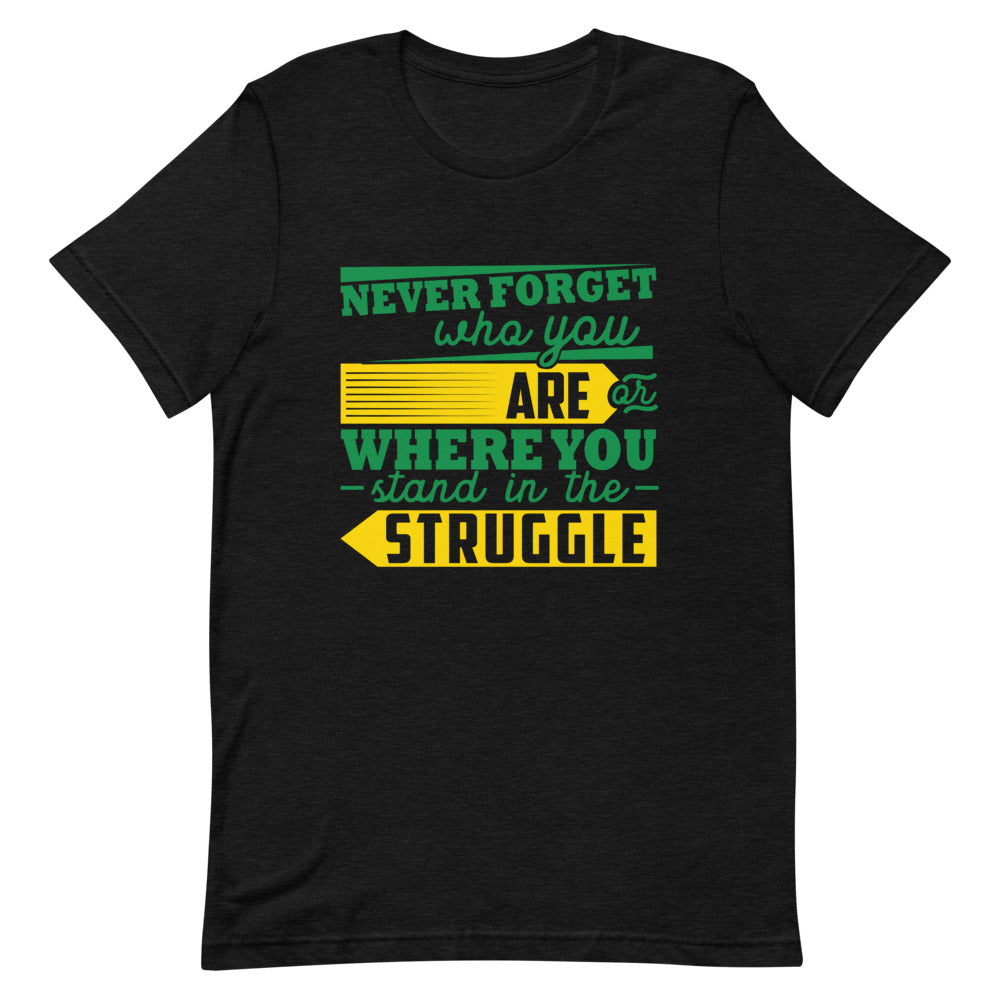 Never Forget...Short-Sleeve Unisex T-Shirt