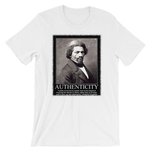 Authenticity ...Short-Sleeve Unisex T-Shirt
