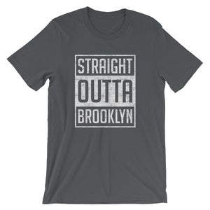 Straight Outta...Short-Sleeve Unisex T-Shirt