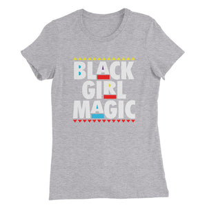 Black Girl Magic....Women's Slim Fit T-Shirt