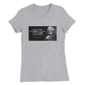 Not Judged...Women's Slim Fit T-Shirt