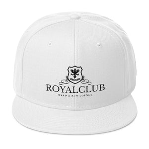 Royal Club...Snapback Hat