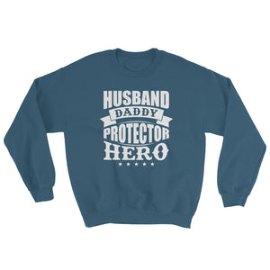 Husband Daddy....Sweatshirt