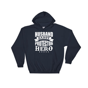 Husband Daddy....Hooded Sweatshirt