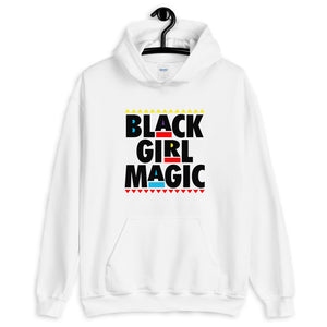 Black Girl Magic....Unisex Hoodie