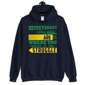 Never Forget...Hooded Sweatshirt
