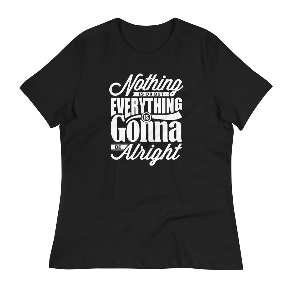 Alright....Women's Relaxed T-Shirt