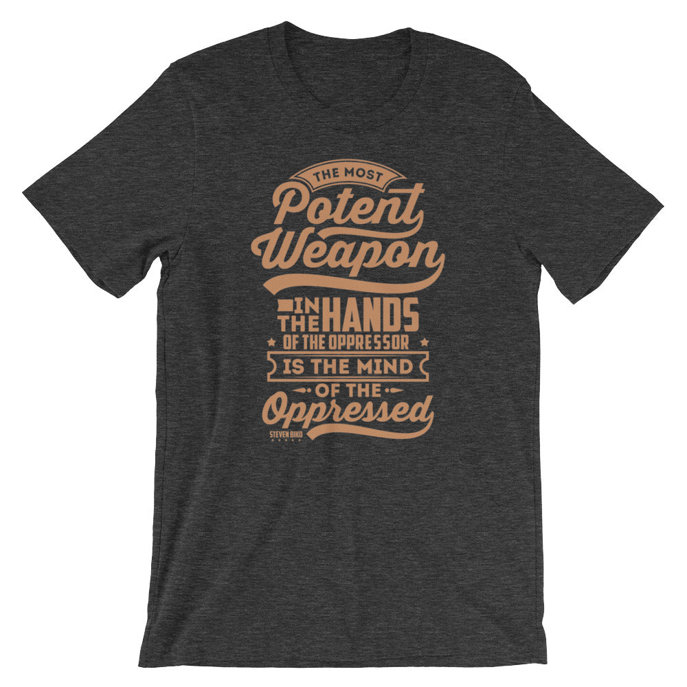 The Most Potent...Short-Sleeve Unisex T-Shirt