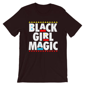 Black Girl Magic....Short-Sleeve Unisex T-Shirt