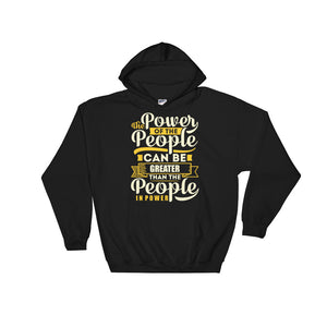 The Power...Hooded Sweatshirt