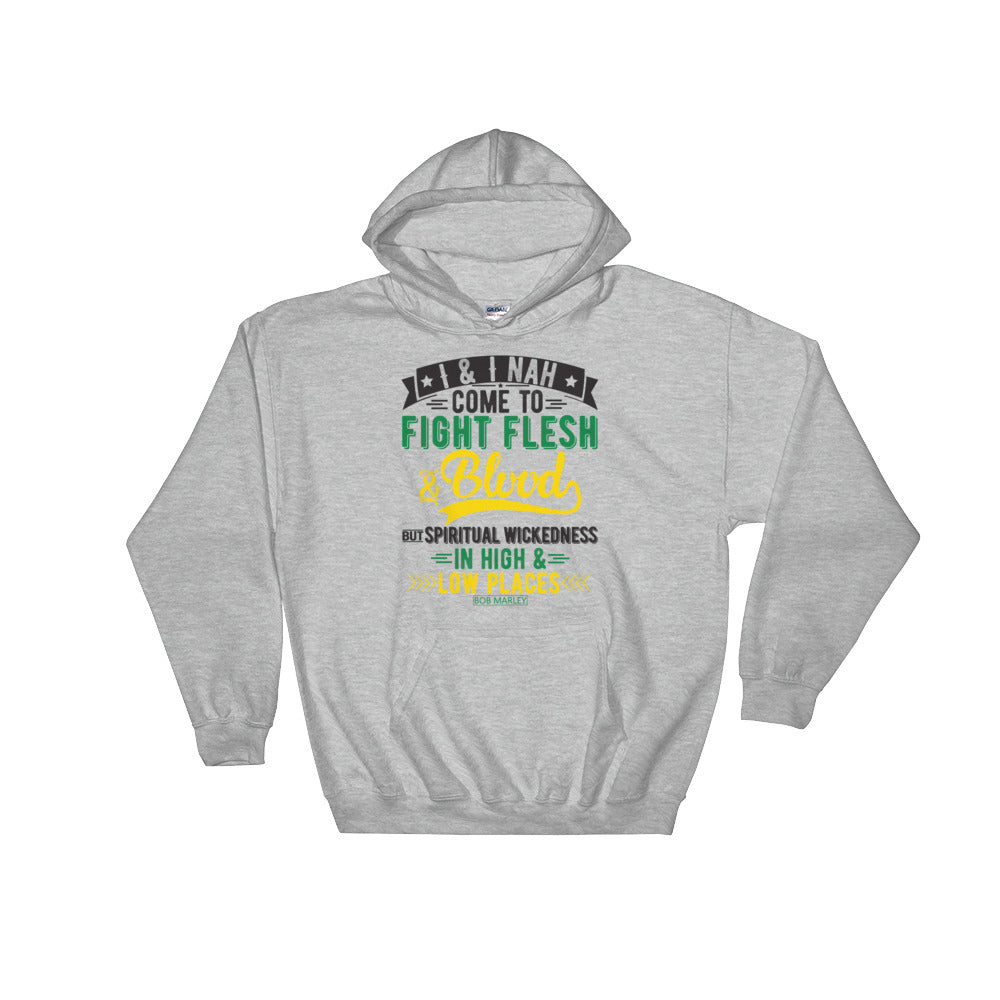 Flesh & Blood...Hooded Sweatshirt