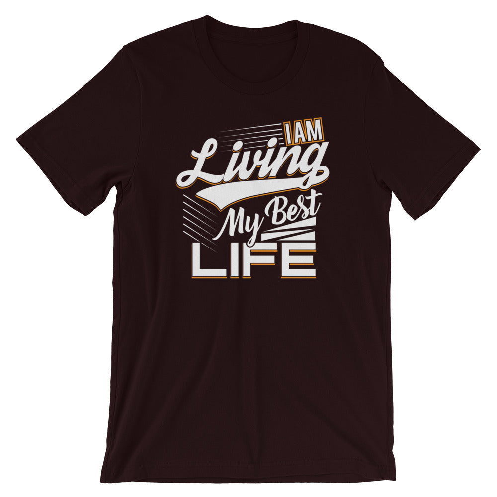 I AM Living....Short-Sleeve Unisex T-Shirt