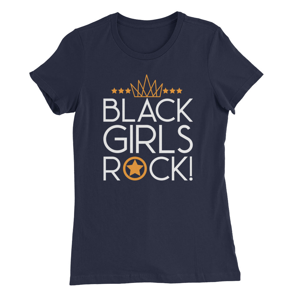 Black Girls Rock...Women's Slim Fit T-Shirt