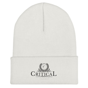 Critical Cannabis...Cuffed Beanie