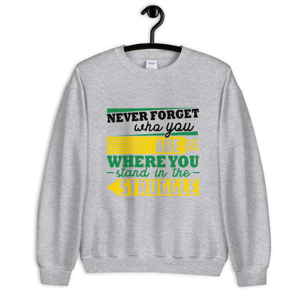 Never Forget...Sweatshirt