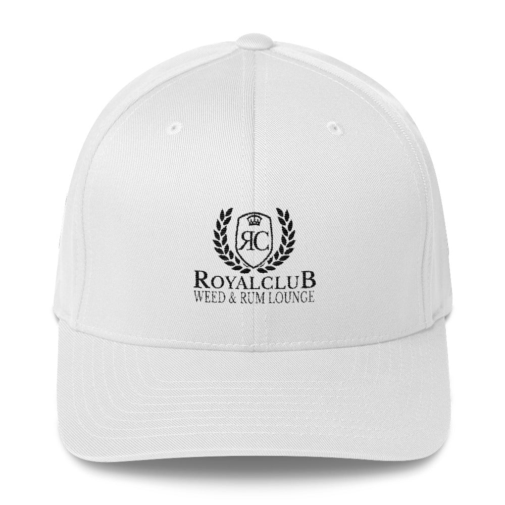 Royal Club...Structured Twill Cap