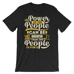 The Power...Short-Sleeve Unisex T-Shirt
