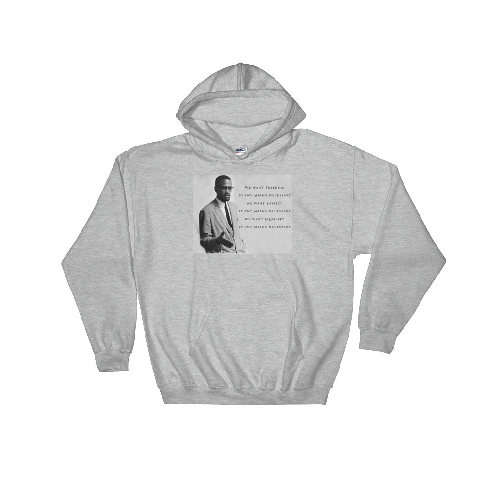 By Any Means...Hooded Sweatshirt