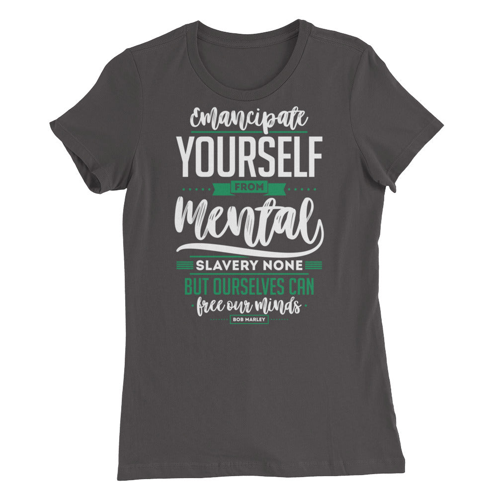 Emancipate...Women's Slim Fit T-Shirt