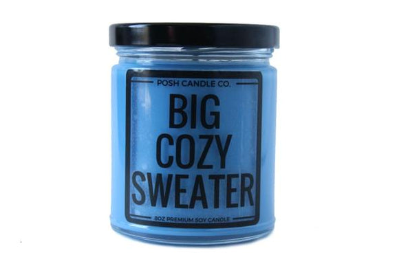 Big Cozy Sweater Candle