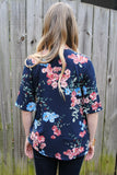 Sutton Floral Top