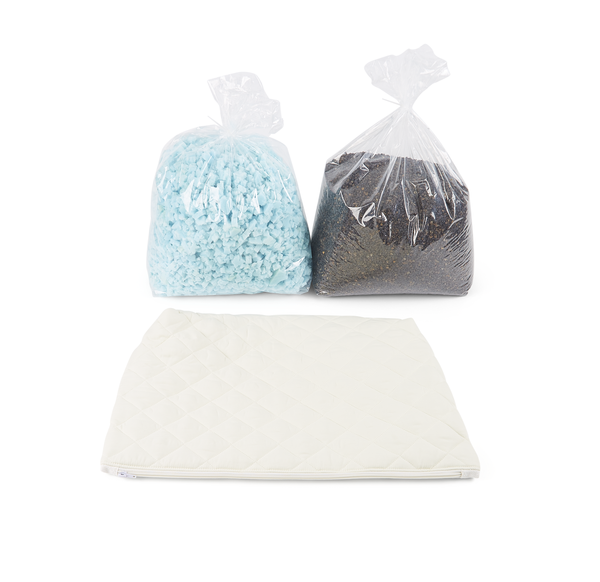 FitMe Pillow KIT - Hulls + Foam