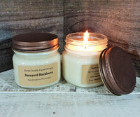 Barnyard Blackberry 8 oz. Soy Wax Candle