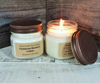 Farm Style Blueberry Cobbler 8oz Soy Wax Candle