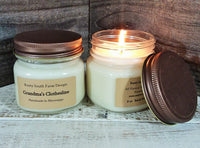 Grandma's Clothesline 8 oz. Soy Wax Candle