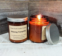 Relaxing Tranquility  8 oz. Soy Wax Candle