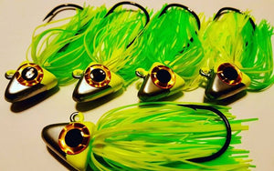 Jigged Up Customs Jig Head (1 pack)