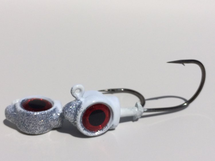 G-Eye Jigs 3/4oz - 2 Pack
