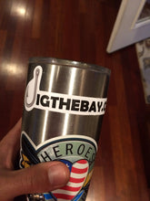 Jig The Bay Die-Cut Sticker
