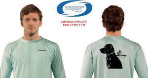 Performance Fishing Shirt (LS) - Chesapeake Design
