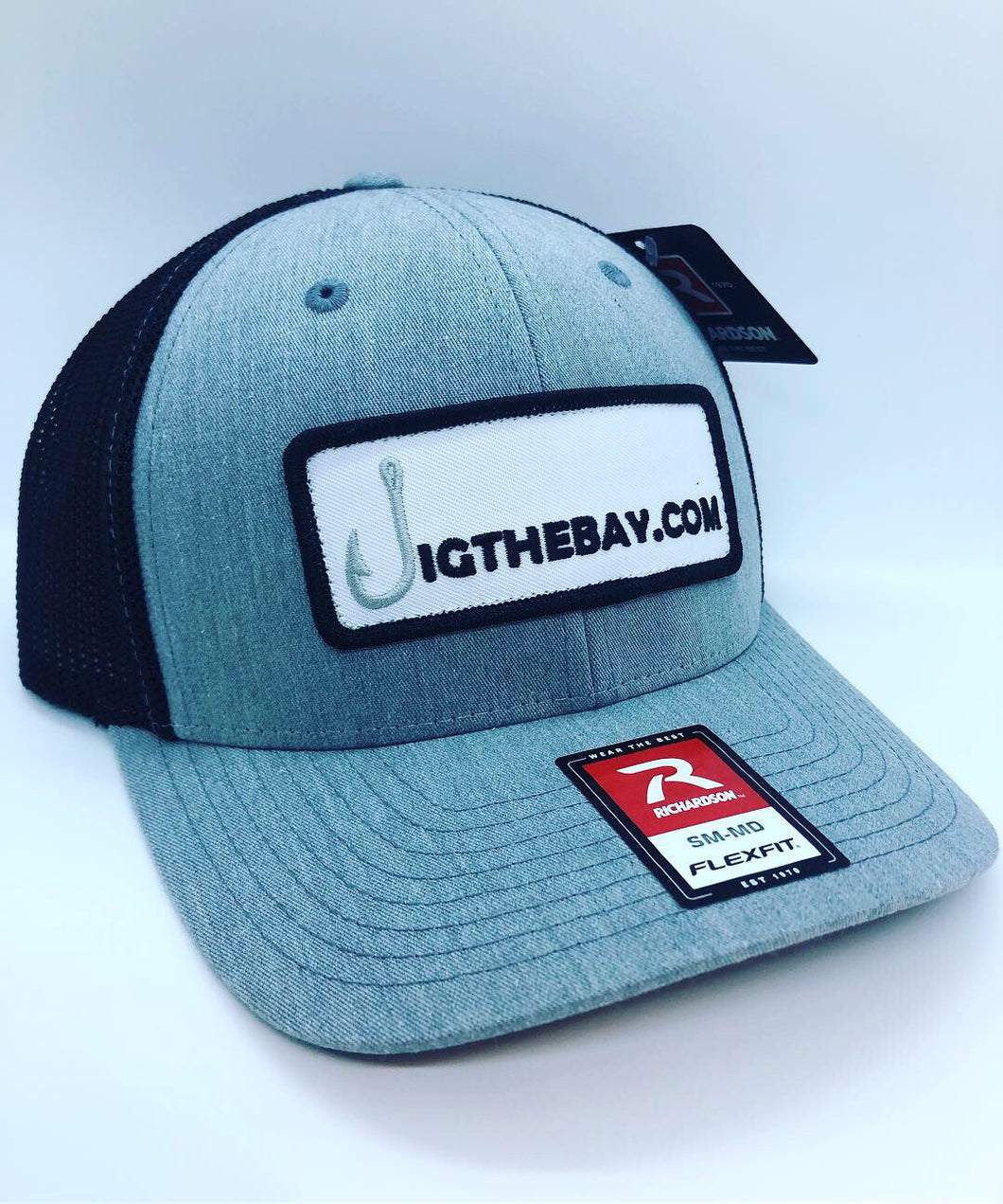 Jigthebay.com Flex Fitted Hat