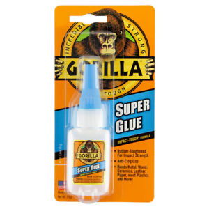 Gorilla Glue Super Glue 15g