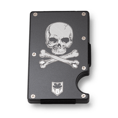 Wallet Jolly Roger