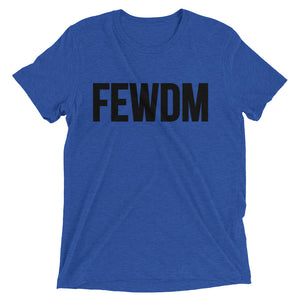 FEWDM - Black - Men's Short Sleeve T-Shirt