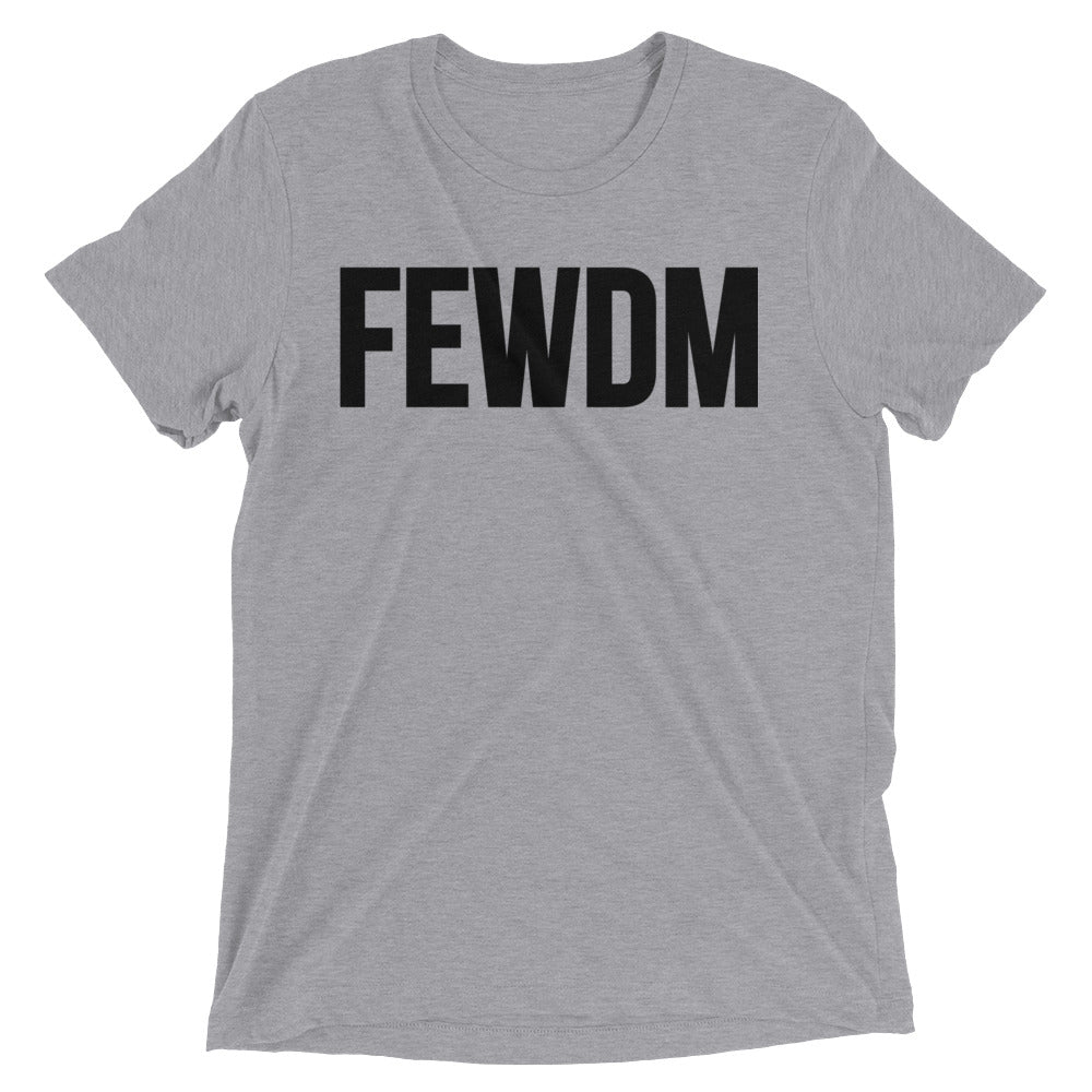 FEWDM -Black - Women's Short Sleeve T-Shirt