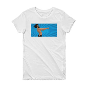 This is America Graphic - Short Sleeve Women's T-shirt