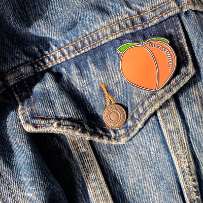 EveryBOOTY Enamel Pin