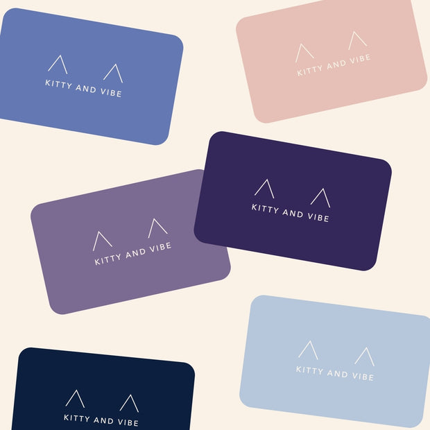 Kitty and Vibe Gift Card