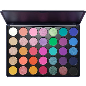 PEACOQUETTE - Eyeshadow Palette
